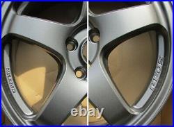 ENKEI PF05 17x8.5 +38 5x114.3 MDG from Japan 4 rims wheels JDM