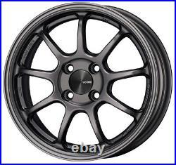 ENKEI PF09 16x7.0 +45 4x100 DS from Japan 4 rims wheels JDM
