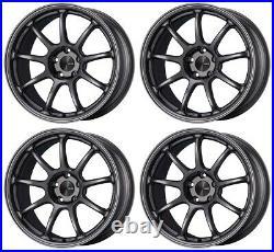 ENKEI PF09 18x8.5 +45 5x120 for BMW DS from Japan 4 rims wheels JDM