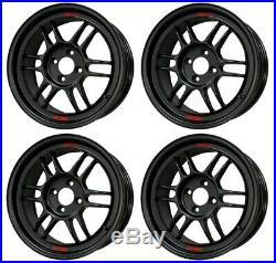 ENKEI RPF1 15x7.0 +41 4x100 MBK from Japan 4 rims wheels JDM