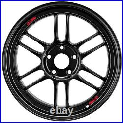 ENKEI RPF1 17x9.0 +22 5x114.3 MBK from Japan 4 rims wheels JDM