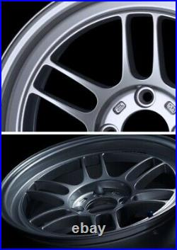 ENKEI RPF1 RS 15x8.0 +28 4x100 MDG from Japan 4 rims wheels JDM