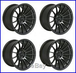 ENKEI RS05RR 18x9.0 +40 5x114.3 MDG from Japan 4 rims wheels JDM