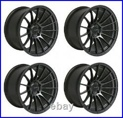 ENKEI RS05RR 18x9.5 +35 5x114.3 MDG from Japan 4 rims wheels JDM