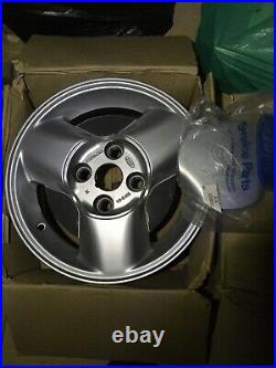 Fiesta RS Turbo Alloy Wheels -bought from Ford dealer in 1998 Make me an offer