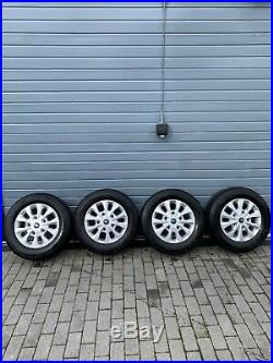 From A New Ford Transit Custom Limited 16 Alloy Wheels And Tyres Jk21-ga