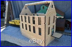 G-SCALE WATER WHEEL GRIST MILL BUILDING KIT from Doc's Trains
