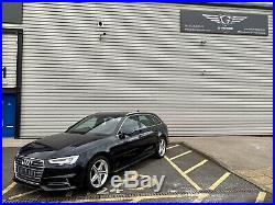 GENUINE Audi A4 S Line Alloy Wheels 18 From A 2017 New Shape Avant 15 16 17 18