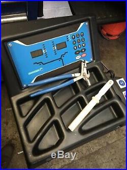 GEODYNA 7100 DIGITAL WHEEL BALANCER Balanced 3 Wheels From Brand New