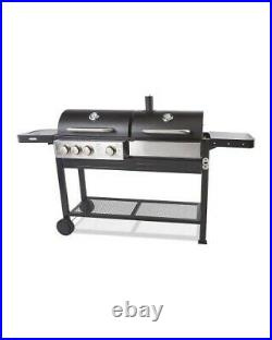 Gardenline Duel Fuel BBQ Gas & Coal Brand New from aldi in your name