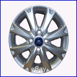 Genuine Ford Fiesta 6J x 15 8 Spoke Alloy Wheel From 39650 Onwards 2237332