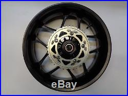 Genuine Yamaha Complete Wheel Set From 2018 YZF-R1 will fit from 2015 onwards