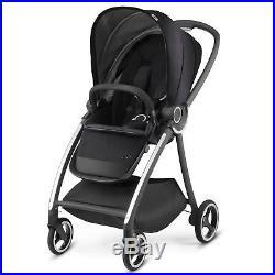 Good Baby Maris 4 Wheel From Birth Baby Stroller Pushchair Monument Black