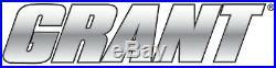 Grant 742 Steering Wheel/Elite GT from Aluminum/4-Spoke 14x3x3/4