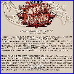 HOT WHEELS 2019 MOONEYES HOT ROD YOKOHAMA CONVENTION 71' DATSUN 510 From JAPAN