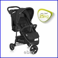 Hauck Citi Neo II 3 Wheel Pushchair up to 25 kg with Lying Position from Birth