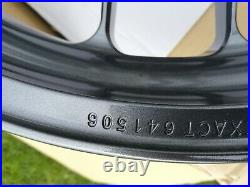 Honda CB1000R Front Race Wheel, forged aluminum (cost £1500) from Japan