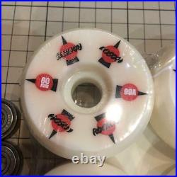 Hosoi wheel abec3 bearing set 60-99a HARD import from Japan