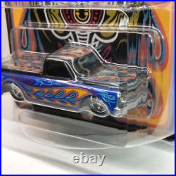 Hot Wheels 2021 Japan Convention 1969 Chevy C-10 M&K Custom From Japan