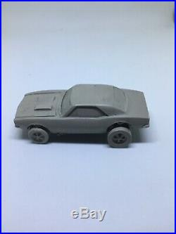 Hot Wheels'67 Camaro Prototype Resin From Matell Employee With COA! Insured