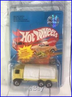 Hot Wheels Blackwall French Container Truck From Larry Wood Collection