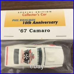 Hot Wheels Custom PHIL RIEHLMAN 10th Anniversary 67Camaro From import Japan Rare
