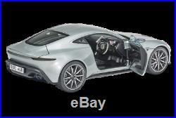 Hot Wheels Elite 1/18 James Bond 007 Aston Martin Db10 From Spectre Silver Cmc94
