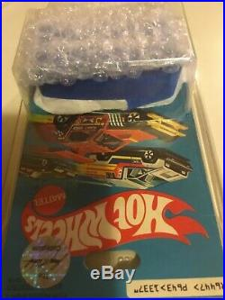 Hot Wheels Geoffrey Bywayman New On Card From Larry Wood Personal Collection 79