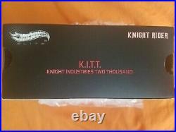 Hot Wheels Knight Rider KITT 143 from Mattel, VERY RARE, Free Shipping