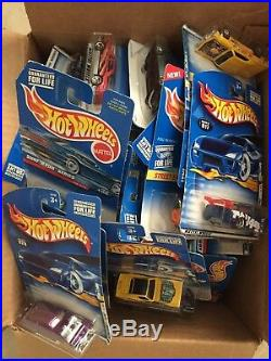 Hot Wheels Lot Of 125 Mostly From The 90s