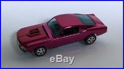 Hot Wheels RLC Pink Custom Mustang from Original 16 Display Set ULTRA RARE FEP