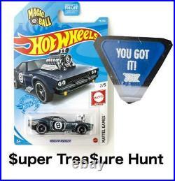 Hot Wheels RODGER DODGER Super Treasure Hunt Lot of 3 Mini Car from Japan