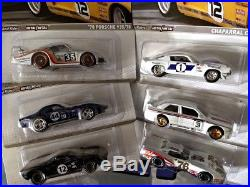 Hot Wheels Racing ROADRCR Set from Canada BMW M3, Greenwood Corvette, COMPLETE