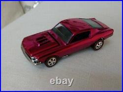 Hot Wheels Redline Custom Mustang from RLC HWC Original 16 Display Set Loose New