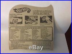 Hot Wheels Redlines 1970 King Kuda in Blue From The Spoilers White Interior