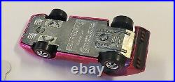 Hot Wheels Redlines Ferrari 312P in Hot Pink. USA. Ripped from Bad Blister! WOW