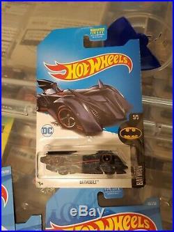 Hot Wheels Super Treasure Hunt Lot Of 17. From 2016 Threw 2020. Read Descriptio