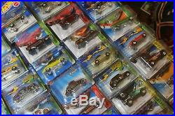 Hot wheels super treasure hunt! Chest lot 61 sth's from 1995 to 2019! NICE