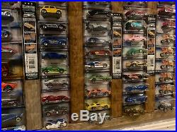 Huge Lot Of 268 Unopened Hot Wheels Dates Ranging From Mid 90s To Present