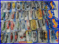 LOT OF 260 RANDOM MIXED Hot Wheels Including Some of the Latest from 2018