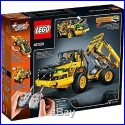 Lego Technique Volvo L350F Wheel Loader 42030 from JAPAN