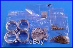 MFH Model Factory Hiro 1/12 scale Wire Wheel Set P1077 from Japan F/S