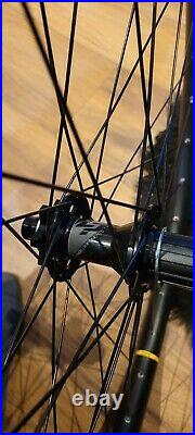 MTB wheel set 29er boost from lapierre spicy
