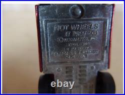 Mattel Hot Wheels 1970 Jet Threat Redline Mini Car Shipped from Japan