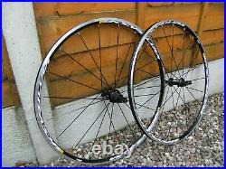 Mavic Ksyrium Equipe S Wheel-set 3 Miles Only From New Shimano Sram Compatible