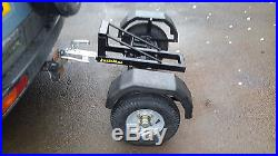 Megawide wheeled dolly/trailer 180mm from fastrikes