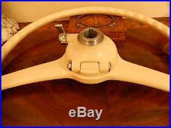 Mercedes Gullwing 300 SL Steering Wheel Orig. UNRESTORED NOS from 1956 UNUSED
