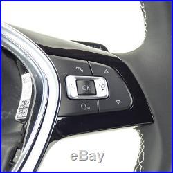Multifunction sports steering wheel VW Golf Mk7 T6 Multivan Passat B8 heated