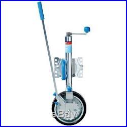 NEW Ezimover Swing Up Jockey Wheel from Blue Bottle Marine