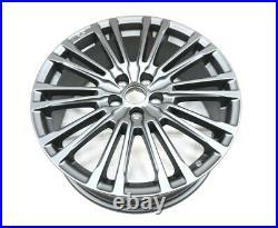 NEW OEM Ford 19 x 8 Magnetic Gray Alloy Wheel Rim G1EZ-1007-B Focus RS 2016-18